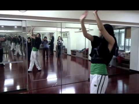 Go Dance李依靜老師舞蹈教學-蔡依林七上八下-分解動作 - YouTube