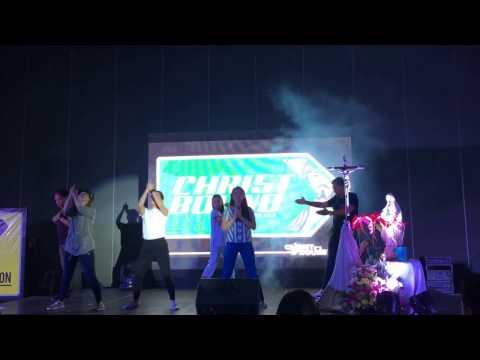 2016 MERECON Talk 4 Introduction Number - SFC Abu Dhabi Creative Min