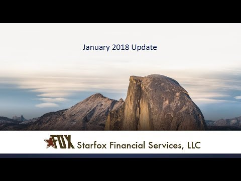 January 2018 Update - Starfox Financial Services