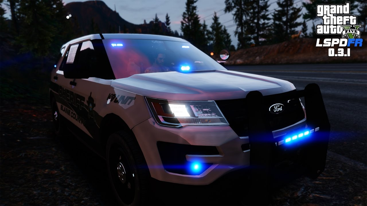 Gta5 Fpiu Lapd Gta5 Mods T Ford Explorer And Ford