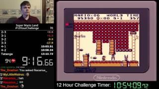 (12:51) Super Mario Land any% Speedrun
