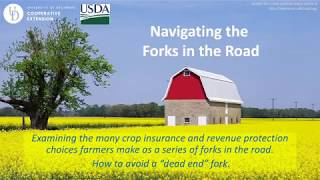 Making the Right Crop Insurance Choices - a Step-by-Step Process