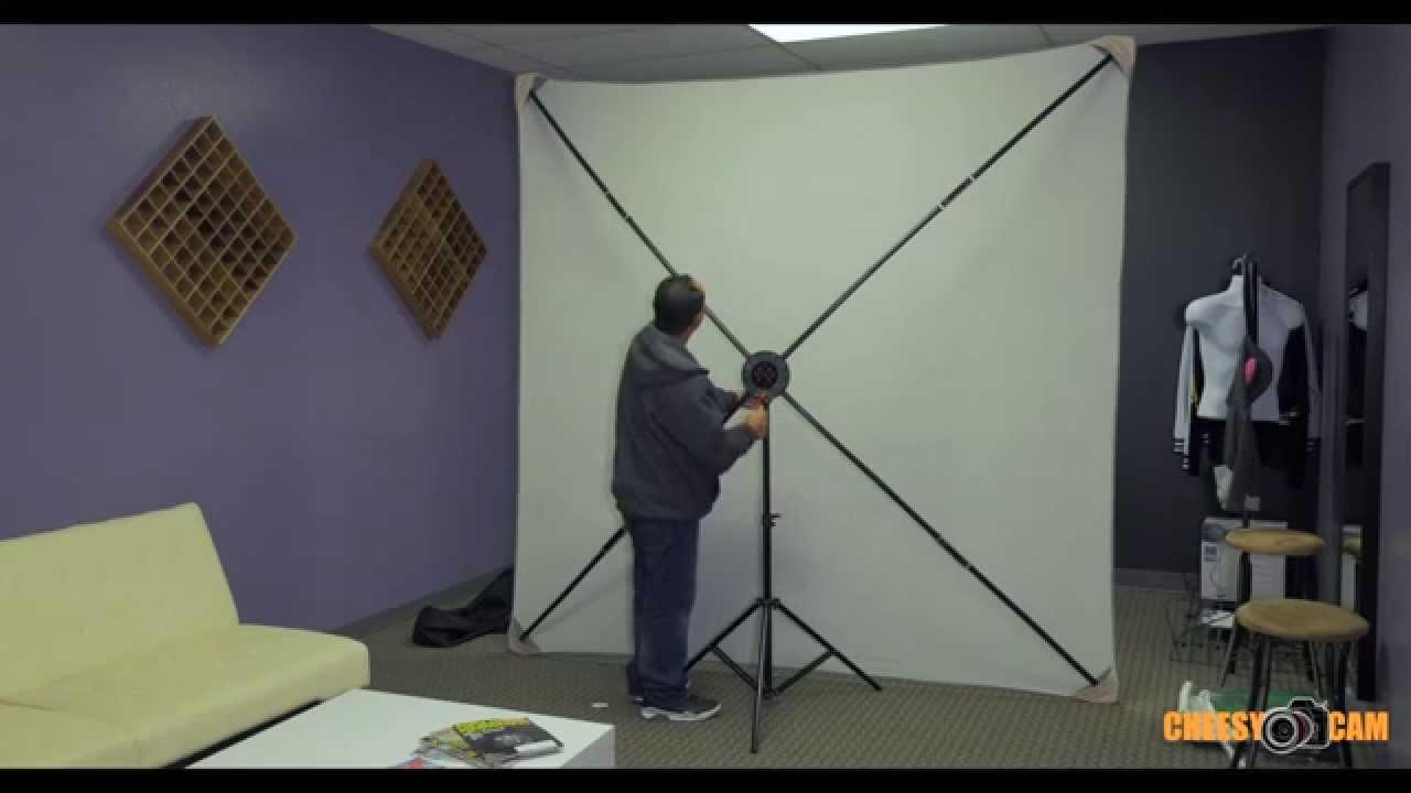 Studio Assets Pxb Portable Background System Youtube
