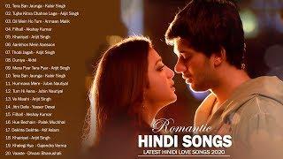 Gambar cover New Hindi Songs 2020 March - Romantic Hindi Love Songs playlist 2020 -Bollywood New songs Live Music