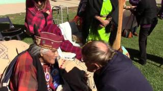 Native American Veterans Gourd Dance 2015 - Part 5