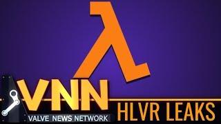 Half-Life: VR Leaks - Dec. 8th HLVR News