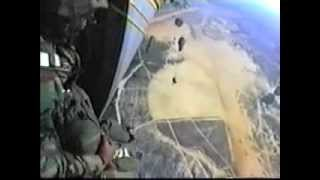 Airborne Paratroopers Doing Their Thing!