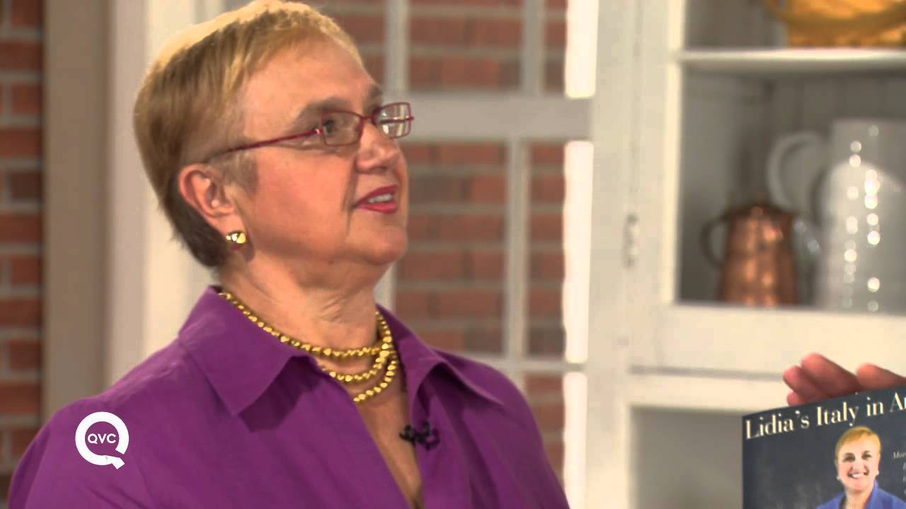 Lidia Bastianich on Her New Cookbook: Lidia\'s Italy in America ...