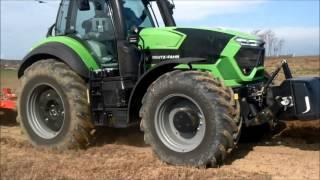 Demo tractor Deutz Fahr 9340