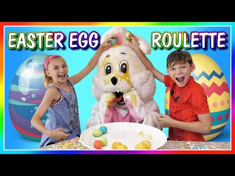 Egg Roulette With The Easter Bunny