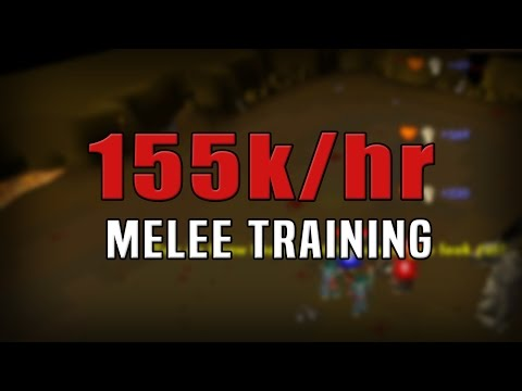 New Melee Meta - 155k+ xp/hr