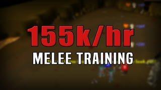 New Melee Meta - 155k+ xp/hr