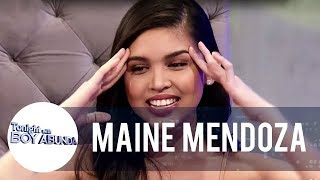 Fast Talk with Maine Mendoza | TWBA