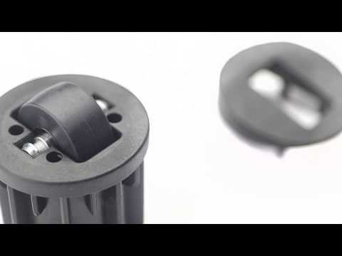 Lamellengleiter Ø 20 mm Filz Stopfen Stühle Tische Möbel Gleiter Füße Fusskappen
