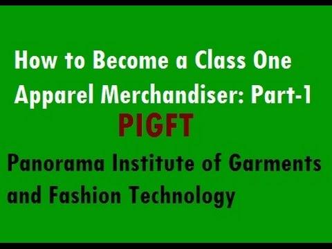 কীভাবে প্রথম সারির মার্চেন্ডাইজার হওয়া যায় || How to Become a Class One Apparel Merchandiser: Part-1