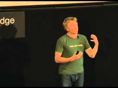Think Small: Alastair Humphreys at TEDxOxbridge