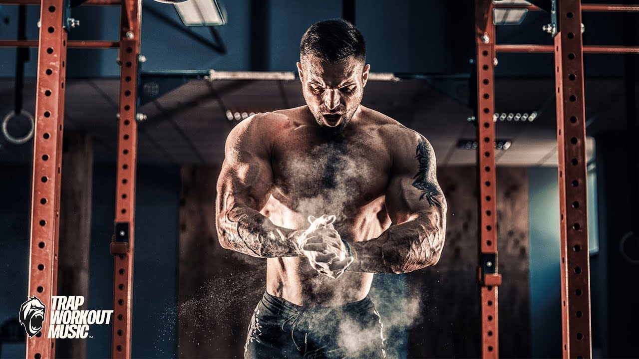 Download BEST WORKOUT MUSIC MIX ⚡️ TRAP BANGERS 2018 (Mixed by YZKN)