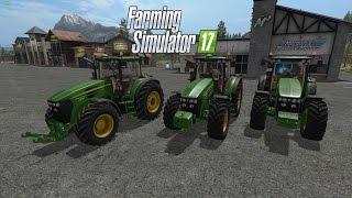 "[""John Deere"", ""Serie 7030"", ""7930"", ""7830"", ""7730"", ""Farming Simulator"", ""Modvorstellung"", ""FS17"", ""LS17"", ""landwirtschfts simulator"", ""17"", ""Tractor"", ""Mod""]"