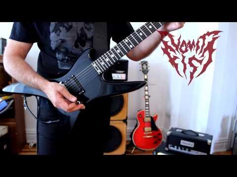 Vomit Fist:  Vürdoth's Guitar Gear