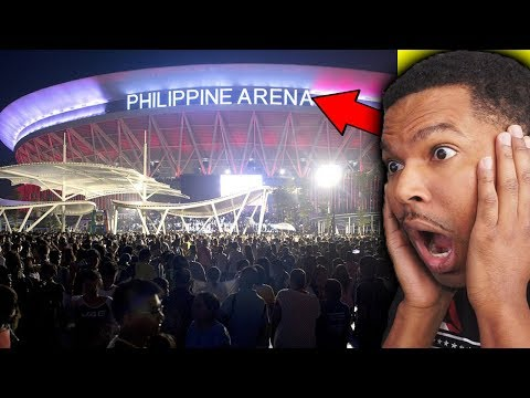 Did you know Philippines Has the  Biggest Arena In The World? | The Philippine Arena