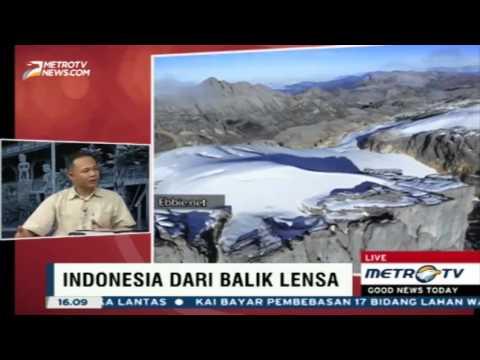 INDONESIA DIBALIK LENSA, Ebbie Vebri Adrian, Good News Today, Metro TV