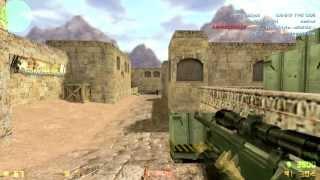 ГАЙД как стрелять с AWP (фастзум) CS 1.6