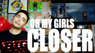 Video OH MY GIRL - CLOSER MV Reaction download MP3, 3GP, MP4, WEBM, AVI, FLV Maret 2018