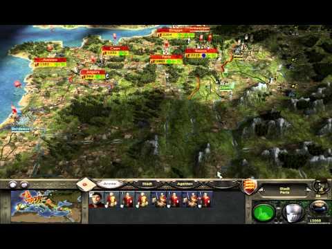 Let's Play Medieval 2: Total War #018 [HD] - Schlacht bei Marseille