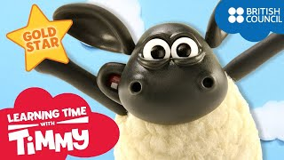 Puppet Show | Learning Time with Timmy | Learning Animals for Children | Full Episodes