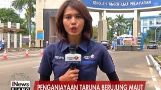 Media Dilarang Masuk Ke Dalam STIP - INews Siang 11/01