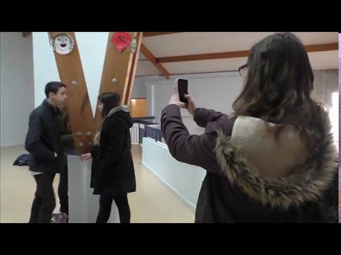 """""""Mila et les autres""""  par les 3e arts visuels du collège Louise de Savoie à Pontd'Ain"""