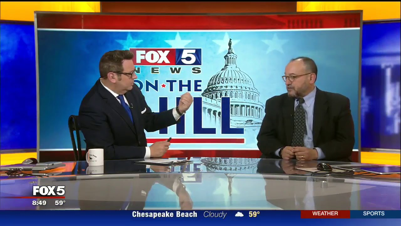 Video: Mike Gonzalez Talks Census Reform With Fox 5 News