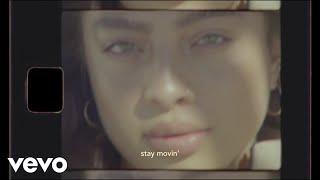 Kiana Ledé - Movin. (Lyric Video)