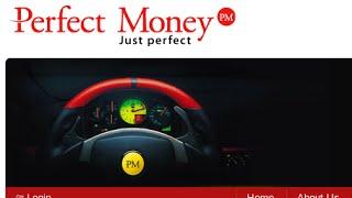 видео Perfect Money (Перфект Мани) - регистрация, ввод и вывод c кошелька