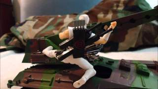GI JOE Stop Animation Countdown for Zartan.wmv