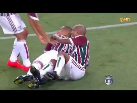 Gols   Fluminense 5 x 2 São Paulo   Brasileirão 2014   21 05