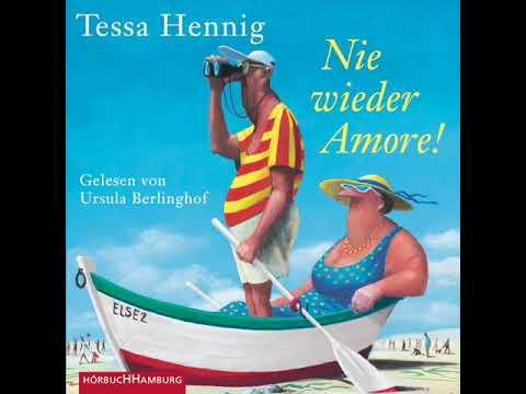 Nie wieder Amore! YouTube Hörbuch Trailer auf Deutsch