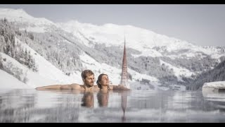 Winterurlaub in den Bergen | Hotel Bergfried Tux