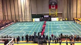 University of Alberta Guiness World Record 2011 Largest Dodgeball Match