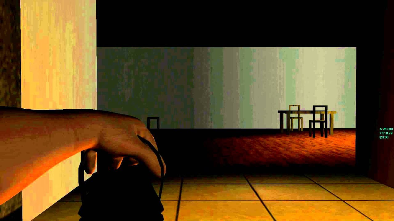 how to make a rpg horror game