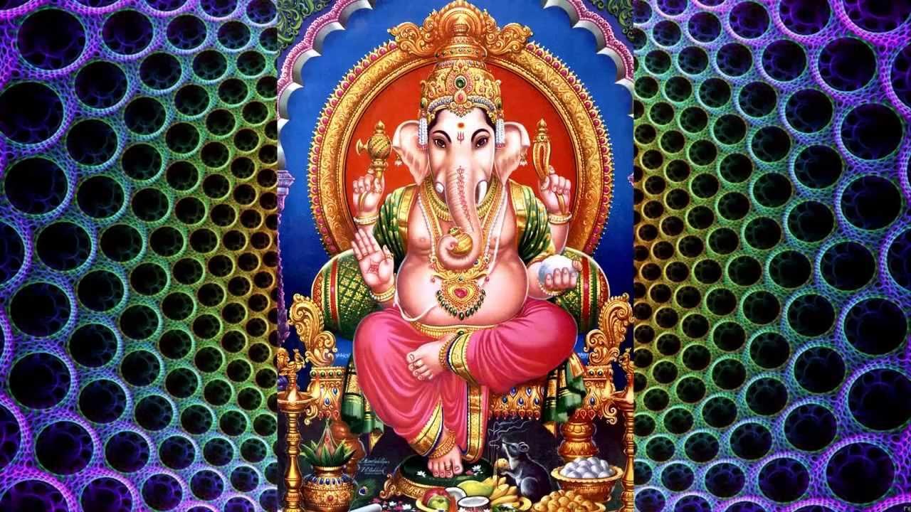 Om Shrim Hrim Klim Glaum Gam Ganapataye Vara Varada Sarva Janam Me Vasha Manaya Svaha  = Мантра Гане