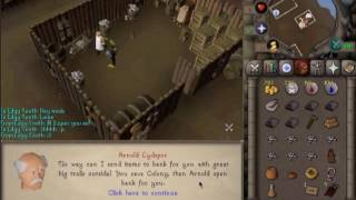 Swan Song OSRS (Pure Guide)
