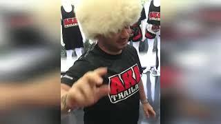 Смотреть Михаил Галустян переборщил про Хабиба Нурмагомедова вызывая его на бой онлайн