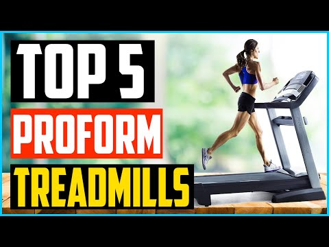 Top 5 Best Proform Treadmills in 2020 – Running Machines for Home
