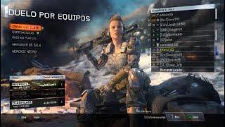 Jugando al Black ops III