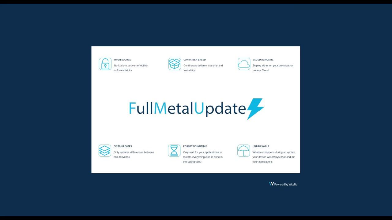 Documentation Linux | FullMetalUpdate