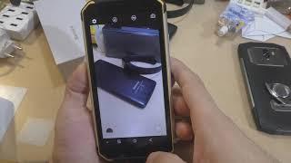 Незвичне в андроїді 8.1 (Blackview BV9500 Pro)
