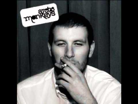 Arctic Monkeys - Mardy Bum (Lyrics)