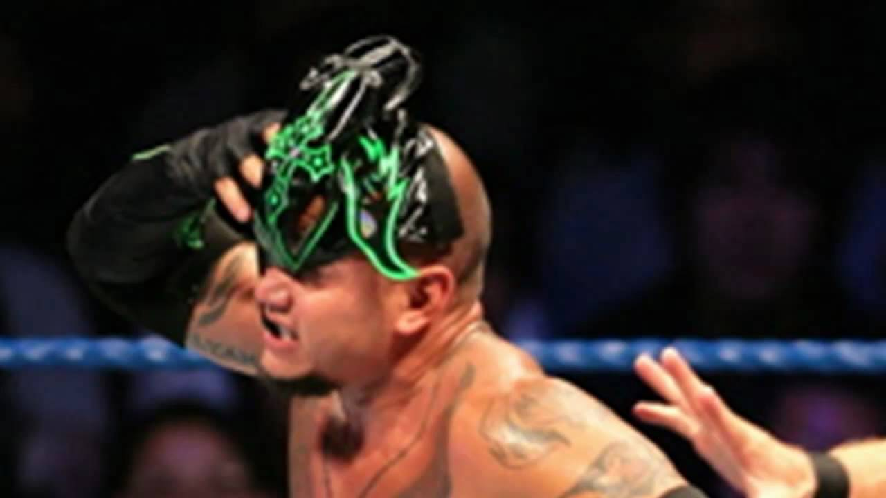 WWE Rey Mysterio UnMasked Picture - YouTube