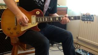 Rockin' Out on a Dumble style amp with a Les Paul
